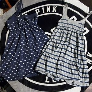 2 vs pink dresses size xs
